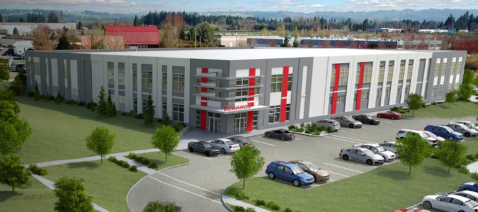 Edwards khai trương trung tâm sản xuất và đổi mới công nghệ cao mới của mình tại Hillsboro