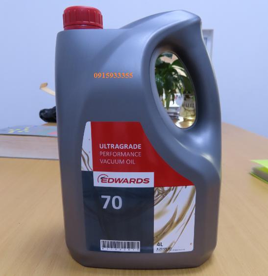 Dầu chân không Edwards ultragrade 70 chính hãng , giá rẻ.
