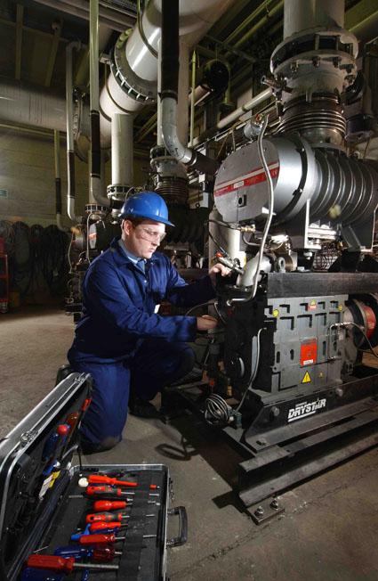 Ba chiến lược bảo trì máy móc thiết bị phổ biến trên thế giới