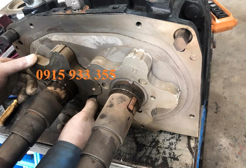 Dịch vụ sửa chữa bơm hút chân không khô, uy tín tại Hà Nam