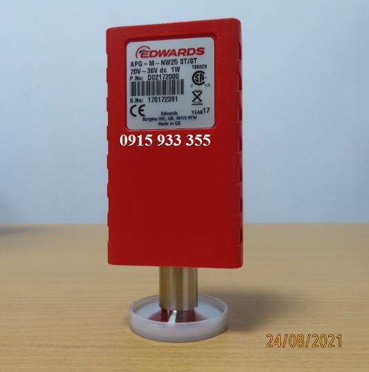 Đầu đo chân không hiệu Edwards APG-MP-NW16 S/S Active Pirani