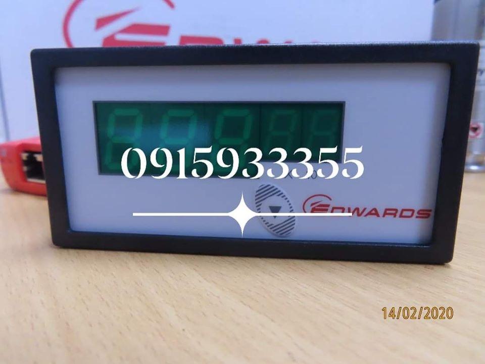 Bộ điều khiển và hiển thị độ chân không Edwards ADC Active