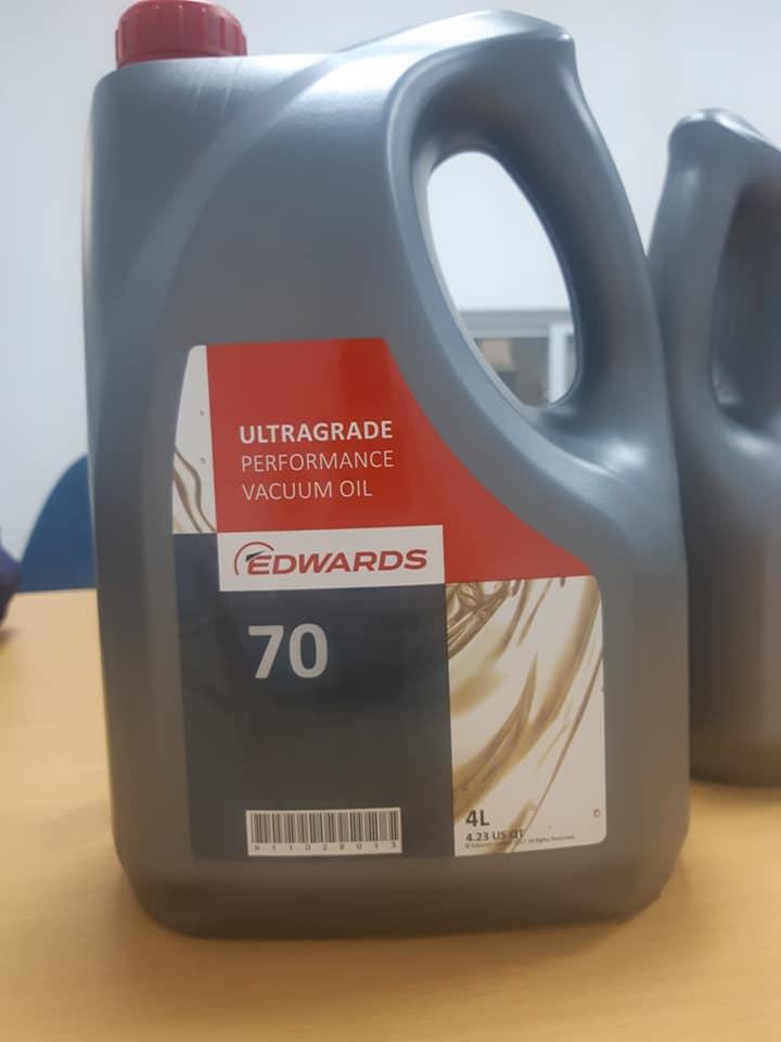 Dầu chân không Edwards Ultragrade 70
