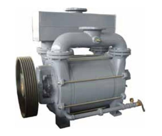 Bơm hút chân không vòng nước một cấp  Edwards Model : LR1A1600